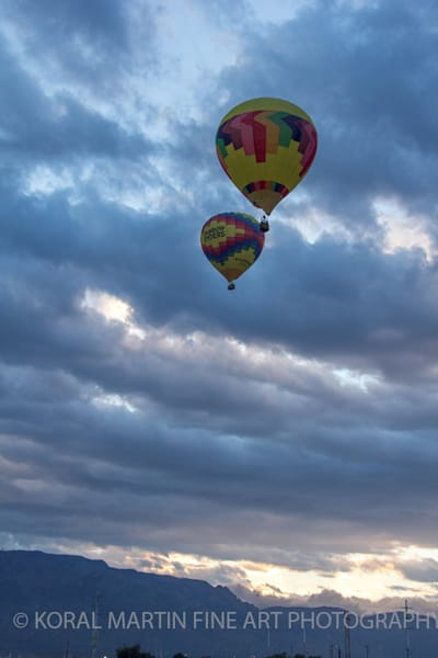 Albuquerque Balloon Fiesta Photograph 3066 | New Mexico Photography | Koral Martin Fine Art Photography