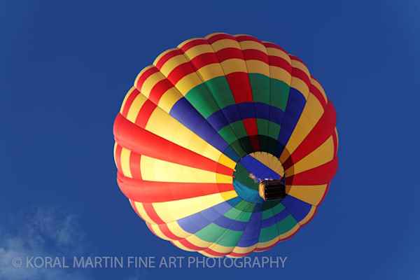 Albuquerque Balloon Fiesta Photograph 3315 | New Mexico Photography | Koral Martin Fine Art Photography