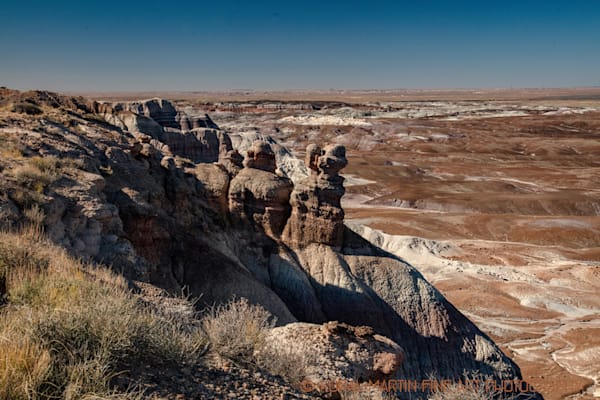 Painted Desert Photograph 1436  | New Mexico Photography | Koral Martin Fine Art Photography