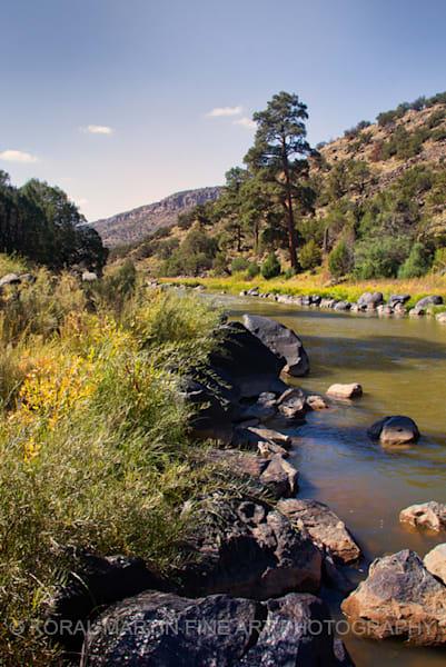 Rio Grande Wild Rivers Photograph 0261  | New Mexico Photography | Koral Martin Fine Art Photography