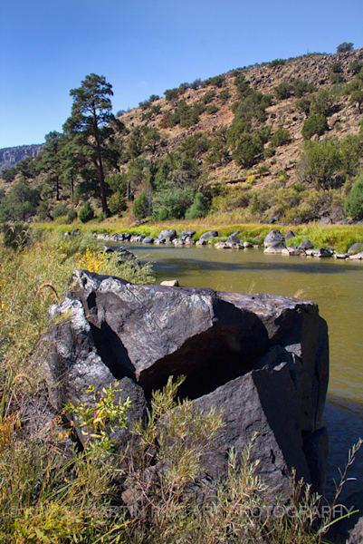 Rio Grande Wild Rivers Photograph 0292  | New Mexico Photography | Koral Martin Fine Art Photography