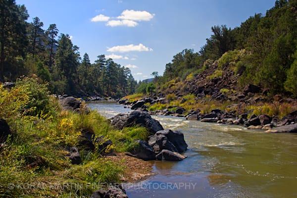 Rio Grande Wild Rivers Photograph 0444  | New Mexico Photography | Koral Martin Fine Art Photography