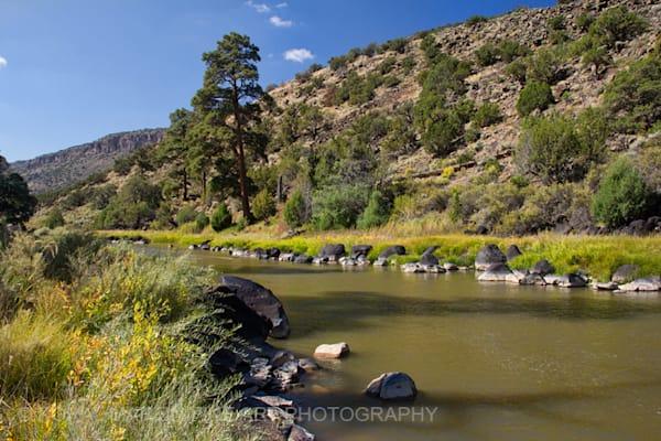 Rio Grande Wild Rivers Photograph 0288  | New Mexico Photography | Koral Martin Fine Art Photography