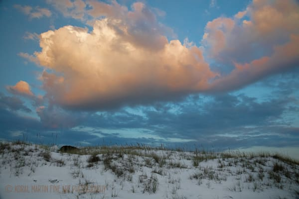 Cloud Dunes Photograph 0996 FL  | Florida Photography | Koral Martin Fine Art Photography