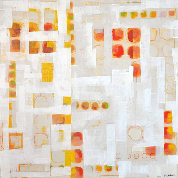 Abstract Rinat Goren Art