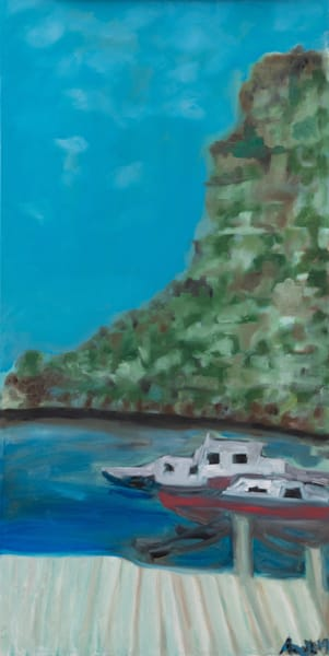 Sausalito On A Sunday Afternoon Art | Fine Art by Ane