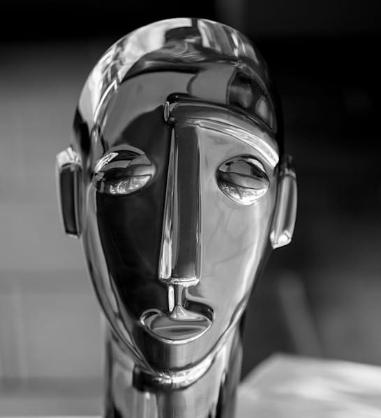 Glass Portrait