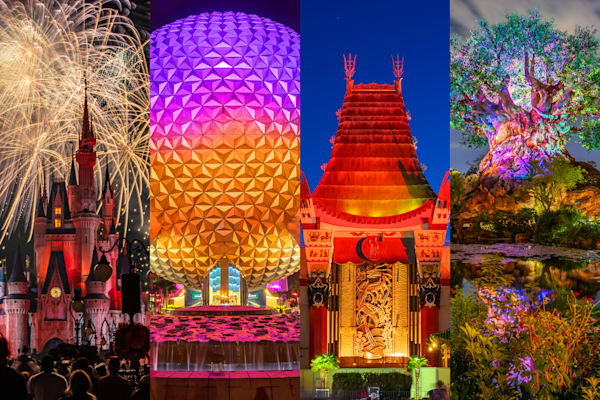 Disney World Icons - Photos of Disney World | William Drew Photography