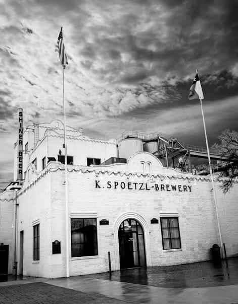 K. Spoetzl Brewery photography prints
