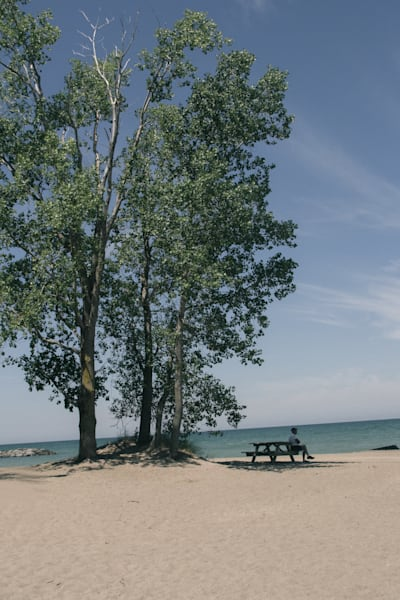 Peace on Lake Eerie