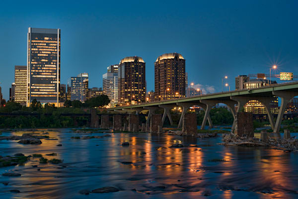 Richmond VA Skyline V