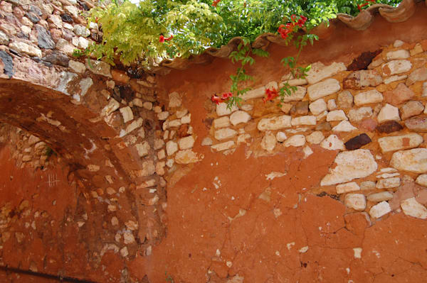 Roussillon Red Walls