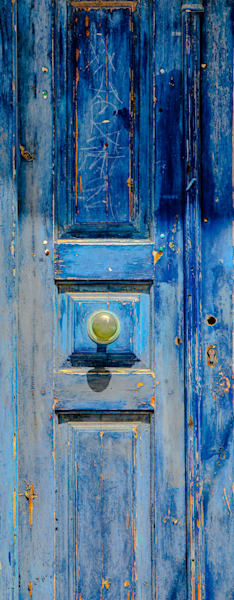 Jasa Fine Art Gallery | 2214 BLUE DOOR By Jasa