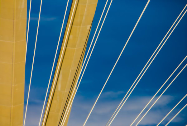 Jasa Fine Art Gallery | BRIDGE CABLES By Jasa