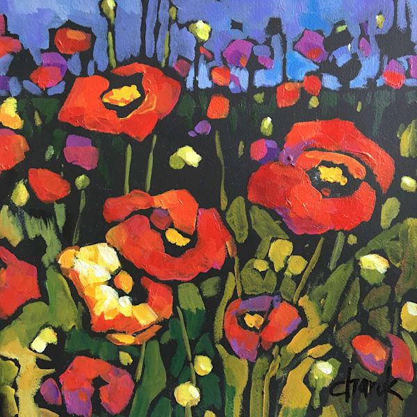Poppy Tarts Art   Jill Charuk Art