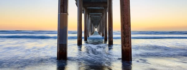 Scripps Pier - Panoramic