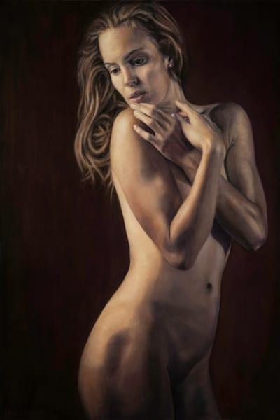 Harmony (Original Oil Painting On Wood Panel, Framed) Art | Jeffrey Harrison Multi-Media Artist