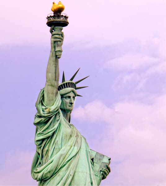 Lady Liberty Art   No Blink Pictures, LLC