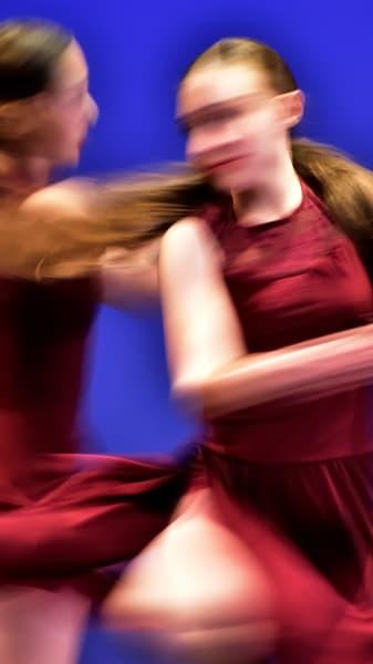 Dancers Turning