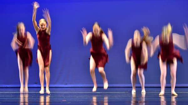 Jumping Dancers