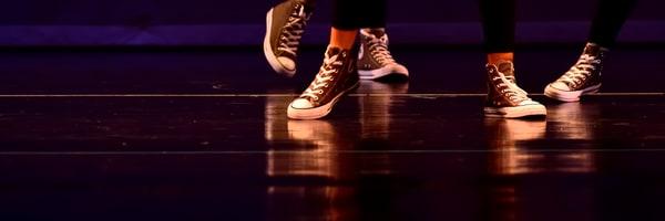 Five Dancing Shoes