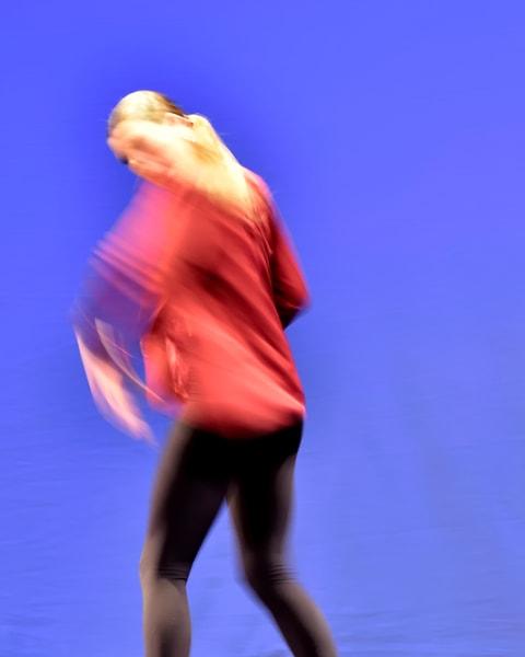 Dancer Looking Back