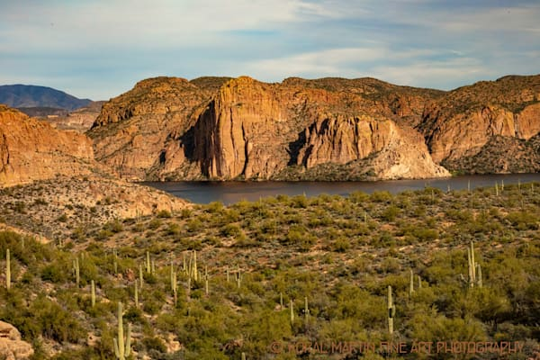 Apache Trail Canyon Lake Photograph 2423 AZ LF  | Arizona Photography | Koral Martin Fine Art Photography