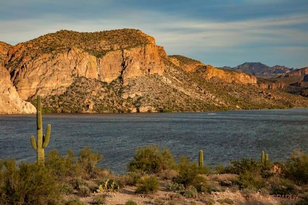 Canyon Lake Apache Trail Photograph 2486 AZ LF  | Arizona Photography | Koral Martin Fine Art Photography