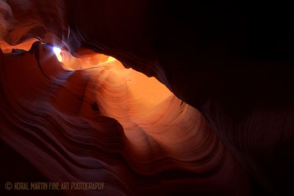 Canyon X Slot Canyon Photograph 2856-8 | Arizona Photography | Koral Martin Fine Art Photography