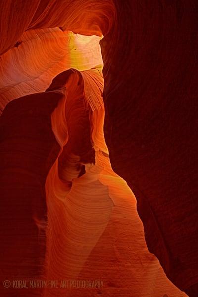 Canyon X Slot Canyon Photograph 2903-7 | Arizona Photography | Koral Martin Fine Art Photography