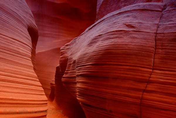 Canyon X Slot Canyon Photograph 3233-7 | Arizona Photography | Koral Martin Fine Art Photography