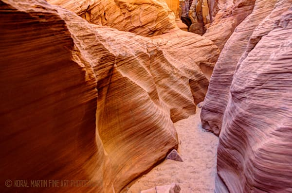 Canyon X Slot Canyon Photograph 3253-6 | Arizona Photography | Koral Martin Fine Art Photography