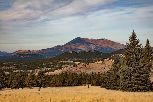 Snow Bowl View Photograph 3173 | Arizona Photography | Koral Martin Fine Art Photography