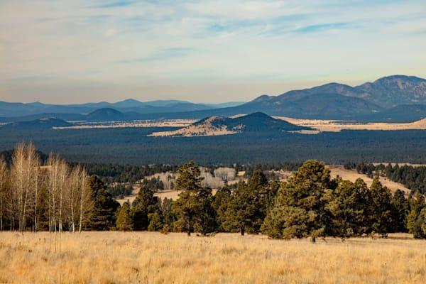 Snow Bowl View Photograph 3176 | Arizona Photography | Koral Martin Fine Art Photography