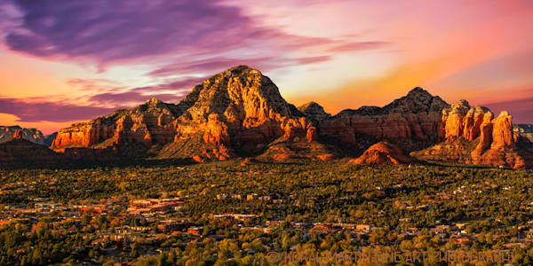 Airport Mesa Sedona Photograph 3016 Red Rock AZ  | Arizona Photography | Koral Martin Fine Art Photography