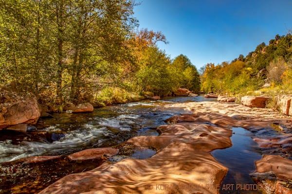 Sedona Creek Photograph 2707  | Arizona Photography | Koral Martin Fine Art Photography