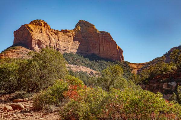 Sedona Red Rock View Photograph 2742  | Arizona Photography | Koral Martin Fine Art Photography