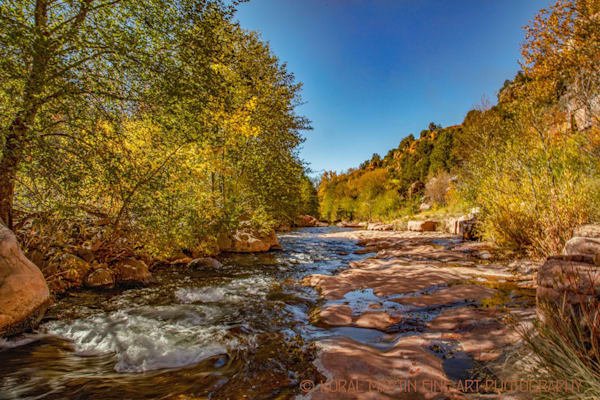 Oak Creek Canyon Photograph 2714  | Arizona Photography | Koral Martin Fine Art Photography