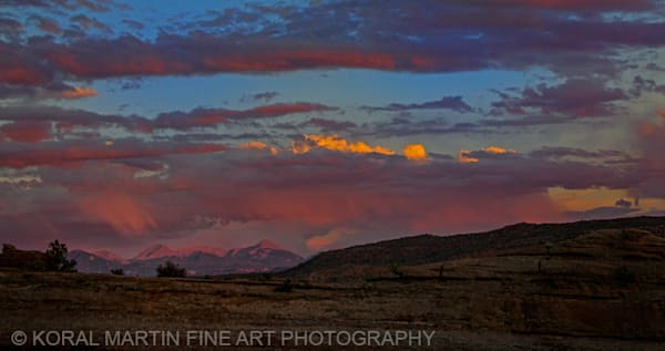 Arches Sunset Photograph 7400  | Utah Photography | Koral Martin Fine Art Photography