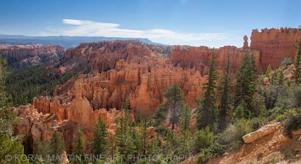 Bryce Canyon View Photograph 4523    Utah Photography   Koral Martin Fine Art Photography