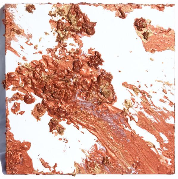 Copper Paradigm Art | Sculpted Paint