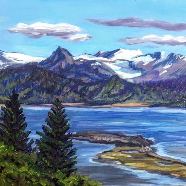 Homer Summer at Last - Alaska art print