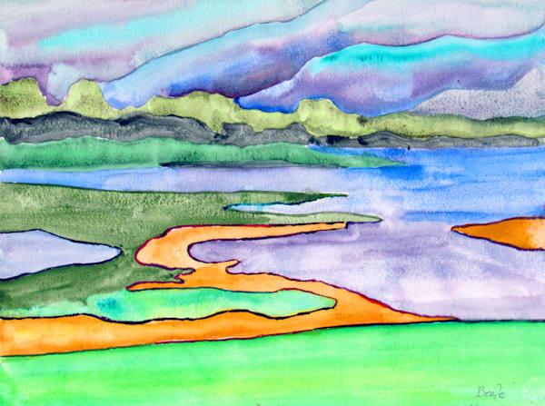 Medard Conservation Park Version 2 Art | David Beale