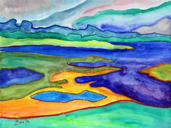 Meddard Conservation Park Version 3 Art | David Beale