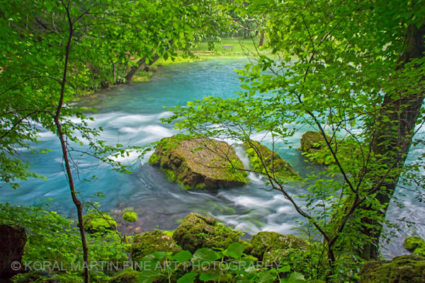 Big Springs IMG Photograph 0986  | Missouri Photography | Koral Martin Fine Art Photography