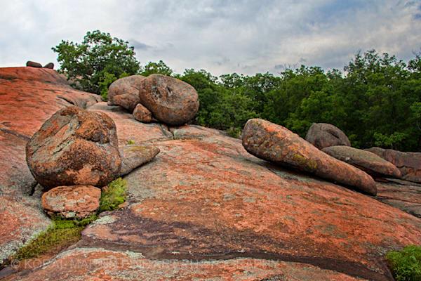 Elephant rocks Photograph 1961  | Missouri Photography | Koral Martin Fine Art Photography