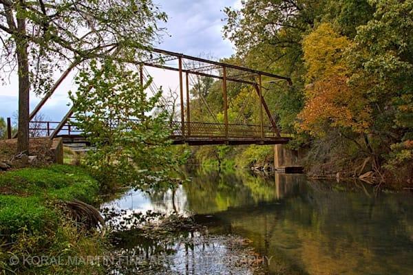 Jolly mill Photograph 8772bridge A2  | Missouri Photography | Koral Martin Fine Art Photography