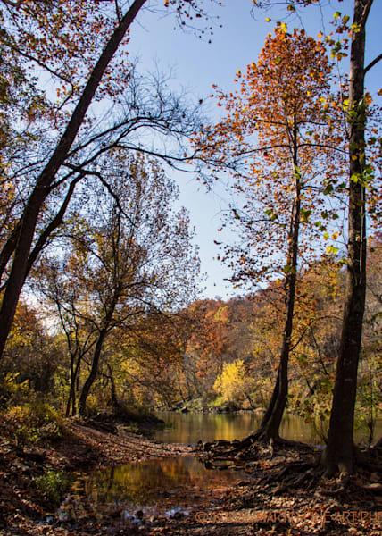 Shoal creek Fall Photograph 0077  | Missouri Photography | Koral Martin Fine Art Photography