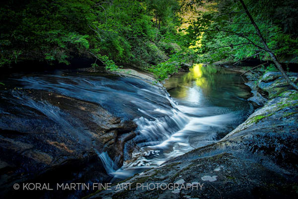 Above Eagle Falls Photograph 0044 Photograph  | Cumberland Falls  | Kentucky Photography | Koral Martin Fine Art Photography