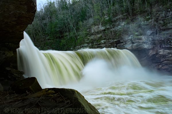 Cumberland Falls Photograph 8304  | Kentucky Photography | Koral Martin Fine Art Photography